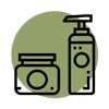 Product bottles icon   Purely You Spa Certified Organic Day Spa Naples, Florida