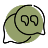 Quote icon | Purely You Spa Certified Organic Day Spa Naples, Florida