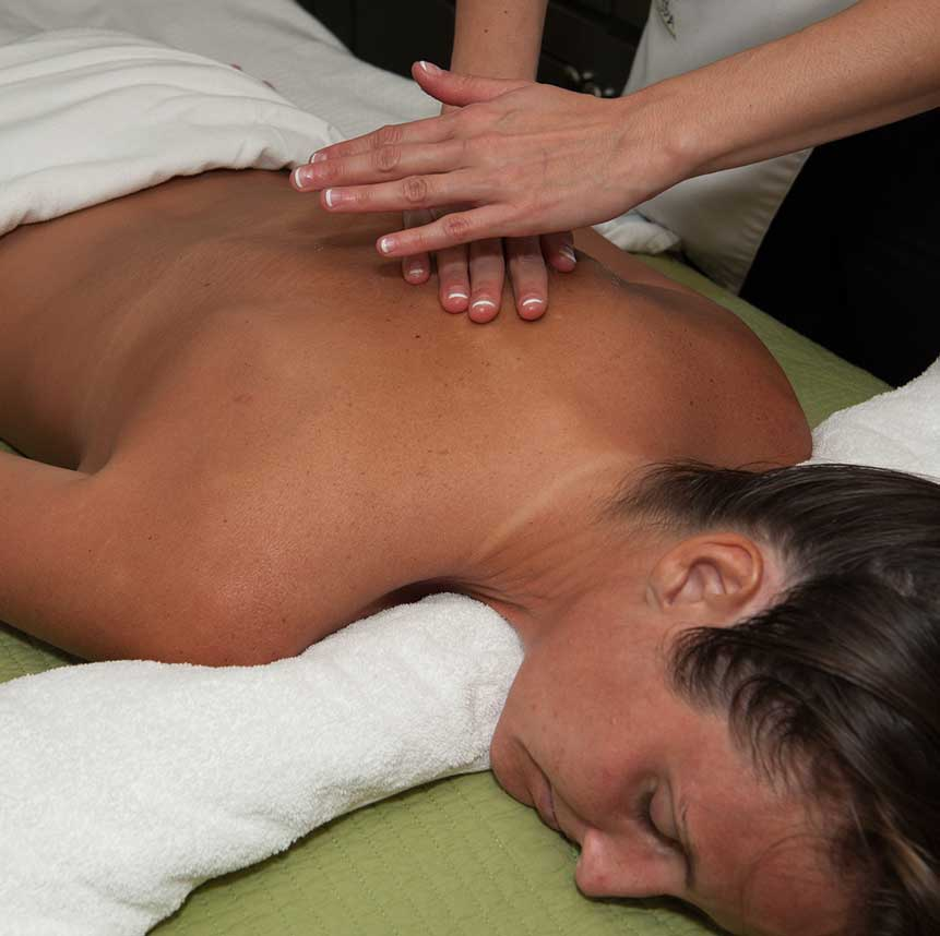 Relaxing massage service at Purely You Spa   Naples Florida Certified Organic Day Spa